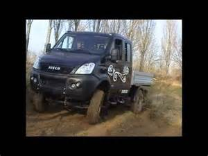 iveco daily 4x4 cabine
