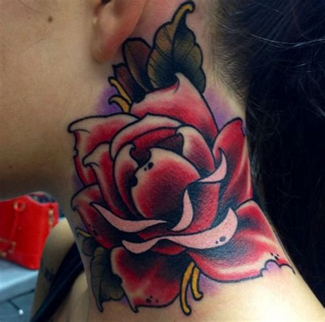 neck tattoo ink master 161 best neck tattoos images on pinterest tattoo ideas