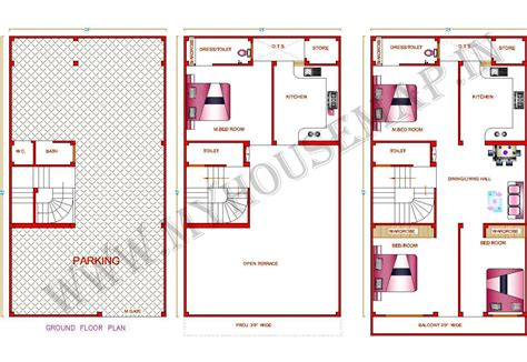 home map design 20 50 house map house map elevation exterior house design