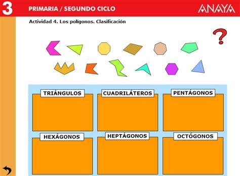 figuras geometricas swf objetos y formas geom 233 tricas los pol 237 gonos clasificaci 243 n