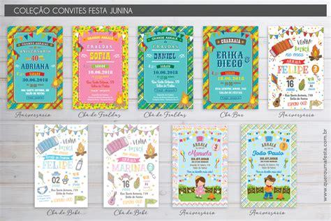 Modelo De Convite Para Festa Convites De Festa Junina Convites Para Festa Junina
