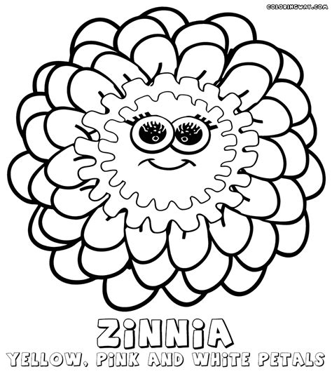 Petals Coloring Pages Coloring Pages To Download And Print Petal Coloring Page