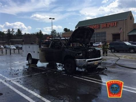 truck with jet fuel catches in nashua icymi nashua