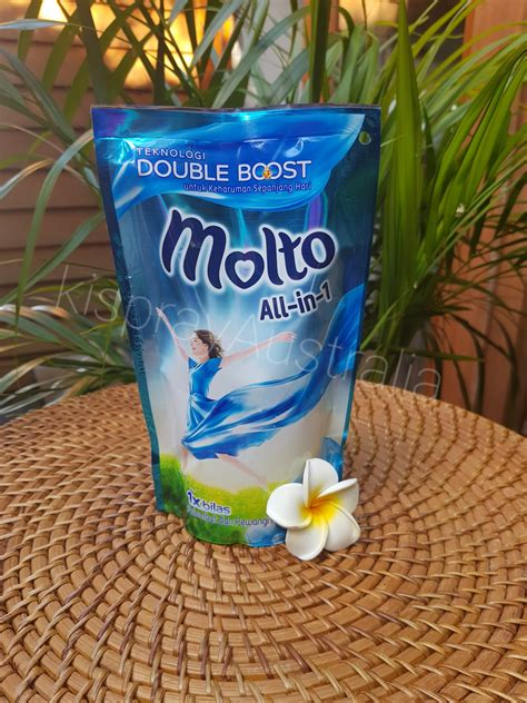 Molto 300ml molto all in one blue 300ml bali fresh
