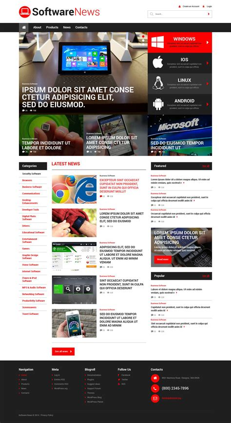 wordpress theme 52168 f 252 r software