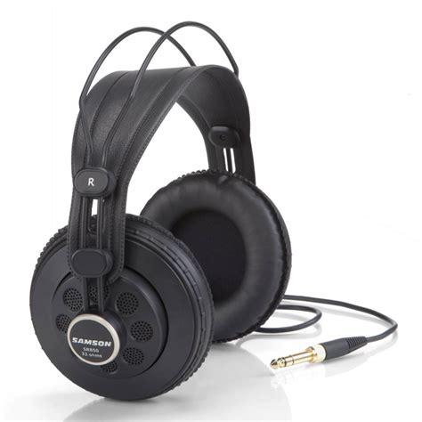 samson sr850 c01 headphone microphone pack condenser microphones from inta audio uk