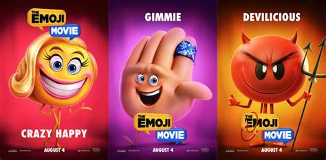 emoji film names the emoji movie trailer del film con protagoniste le