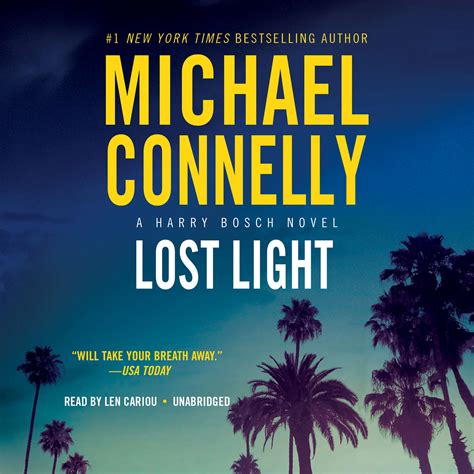 the light we lost books lost light audiobook by michael connelly for just
