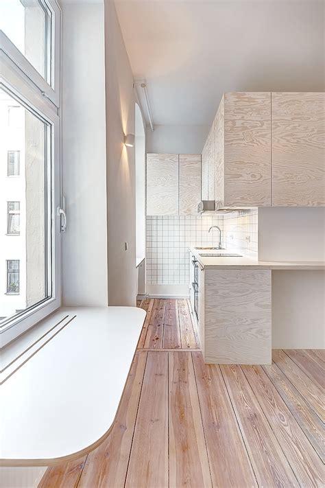 bagna berlino apartamento de 21 m2 por spamroom y paul coss