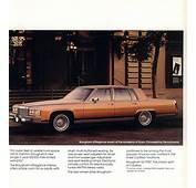Directory Index Cadillac/1987 Cadillac Brochure
