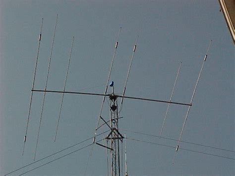 40m to feet k4ro amateur radio station