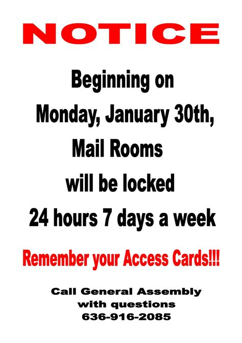 mail room hours the new town at st charles general assembly office 636 916 2085 after hours 314 729 2181