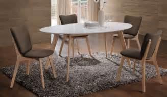 table de salle 224 manger en bois massif 29 designs modernes