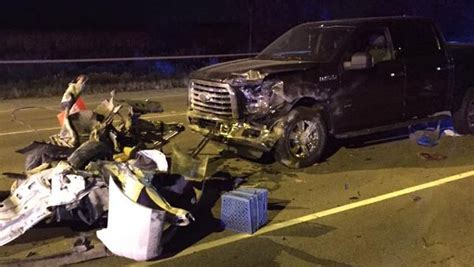 Actor Garrisons Suv Wrecks 1 Dead by 68 Dead After Two Vehicle Crash In Whitby Ctv