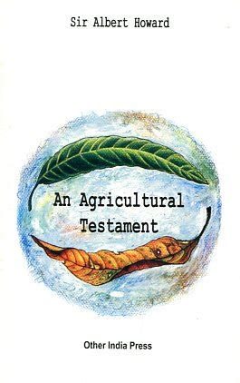 an agricultural testament books other india bookstore