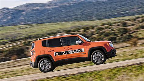Autobild Jeep Renegade by Prueba Del Jeep Renegade Autobild Es