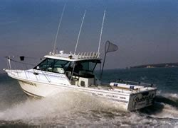 small boat on lake erie lake erie fishing charters on lake erie s western basin