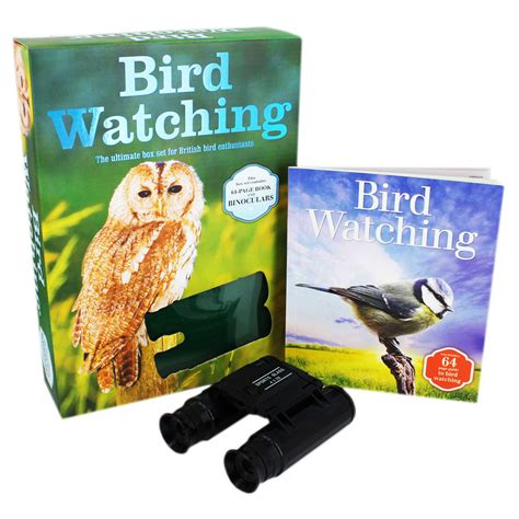 bird watching gift set gifts for bird lovers at the works