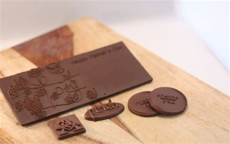 3ders org personalize your chocolate bar with piq
