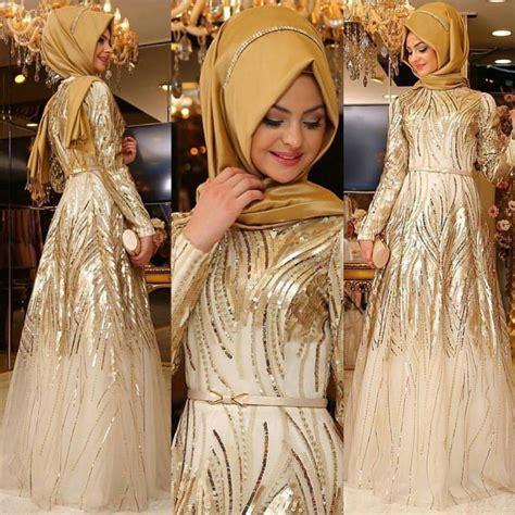 Gamis Longdress Terusan Panjang Muslim Andrea Dress 19 model baju terusan brokat panjang elegantria