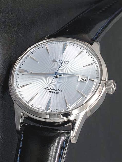 Cocktail Time by Seiko Quot Cocktail Time Quot Automatic Dress With 40mm