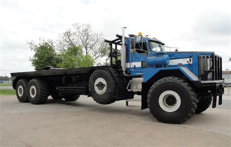 paccar truck sales kenworth 963 super body desert operations kenworth 963