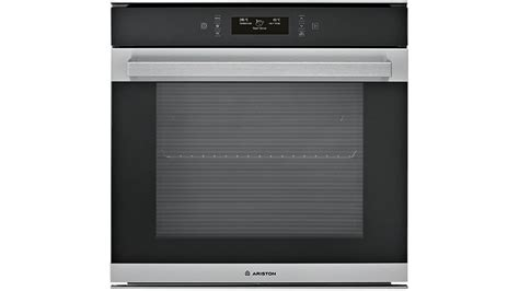 Ariston Kitchen Appliances by Ariston 60cm Multi Function Built In Pyrolytic Oven