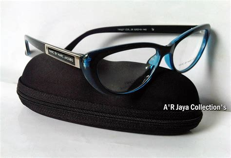 jual frame kacamata new trendy marc cat a r jaya olshop