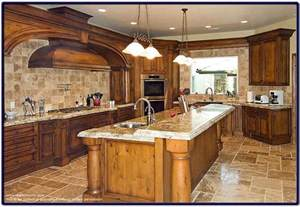large kitchen for a luxury home picture and information