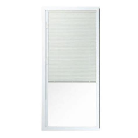 Patio Door Blinds At Home Depot by American Craftsman 50 Series 6 0 35 1 2 In X 77 1 2 In