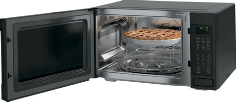 ge kitchen appliances reviews peb9159djbb ge profile 1 5 cu ft convection microwave