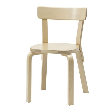stuhl wooden artek chair 69 in our interior design shop