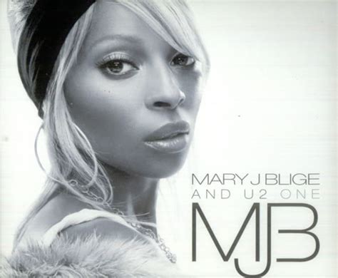 Im To See J Blige by J Blige One Uk Cd Single Cd5 5 Quot 451732
