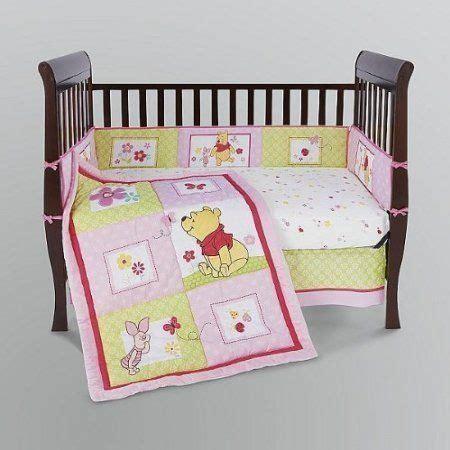 crown crafts bedding shop disney winnie the pooh quot precious pooh quot 5 piece crib