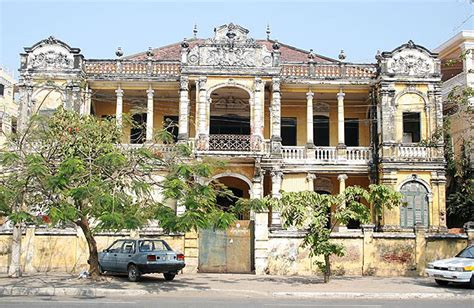 french colonial archetecture 10 things you should know about phnom penh backpacking asia