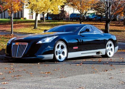Maybach Exelero Z by Z And His 8 000 000 Dollars Maybach Exelero Luxury World