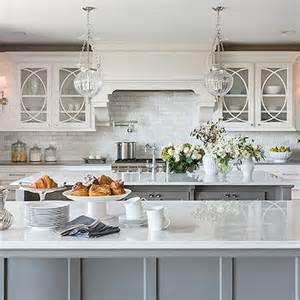 Double Kitchen Islands Transitional Kitchen Casa Verde Design