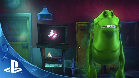 Ghostbusters Ps4 ghostbusters announce trailer ps4