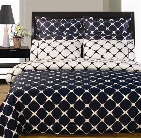 Navy And White Duvet Set Size Navy And White Bloomingdale 8