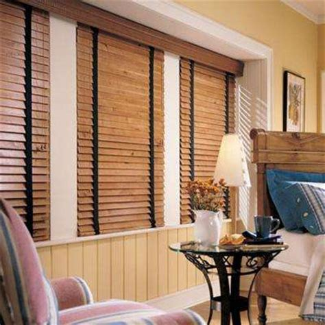 wood blinds and curtains wood blinds blinds the home depot