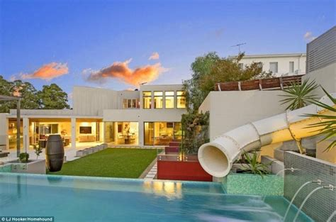 Houses Water by Australia S Best Houses With Park Water Slides