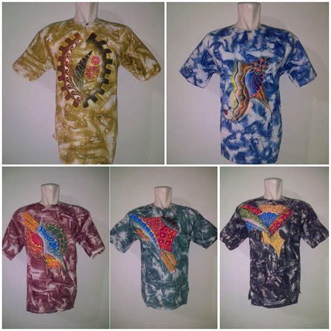 kemeja batik lukisan pusat grosir baju batik modern