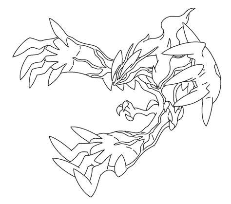 mega yveltal pokemon coloring pages coloring pages yveltal lineart by kasanelover on deviantart