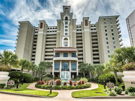 large oceanfront four bedroom condo homeaway myrtle beach