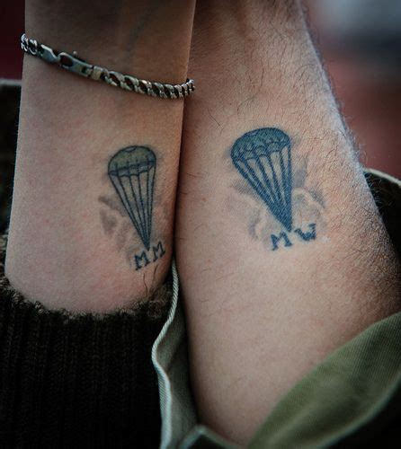 first time tattoo ideas parachute for after i go skydiving the time