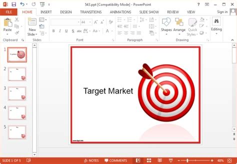 Awesome Marketing Plan Templates For PowerPoint