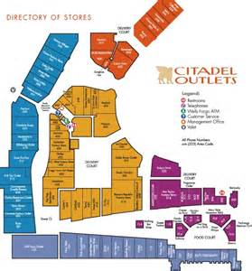 outlets in california map shopping los angeles ca usa wedding mapper