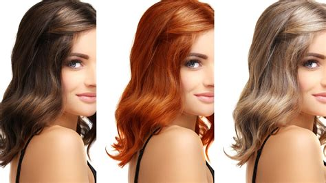how to the right hair color choosing the right hair color for your skin tone