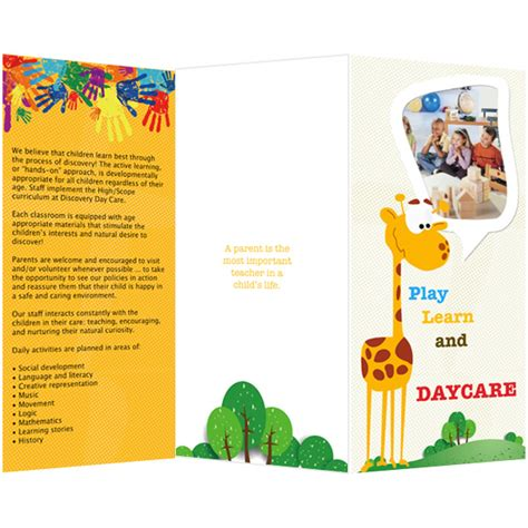 brochure layout maker brochure template for kids csoforum info