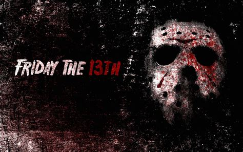 friday the 13th wallpapers wallpaper cave